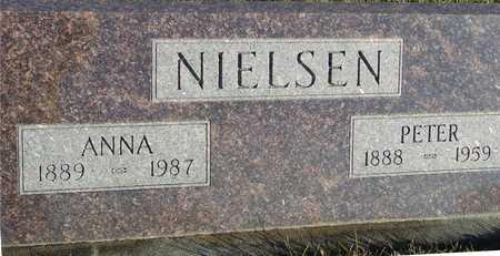 NIELSEN, PETER & ANNA - Ida County, Iowa | PETER & ANNA NIELSEN