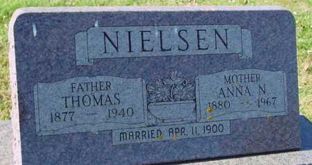 NIELSEN, THOMAS  & ANNA - Ida County, Iowa | THOMAS  & ANNA NIELSEN