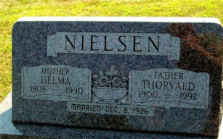 NIELSEN, THORVALD & HELMA - Ida County, Iowa | THORVALD & HELMA NIELSEN