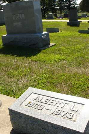 NOLL, ALBERT L. - Ida County, Iowa | ALBERT L. NOLL