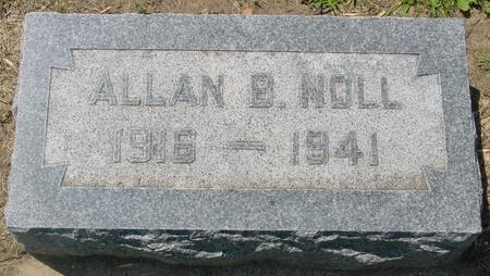 NOLL, ALLAN B. - Ida County, Iowa   ALLAN B. NOLL