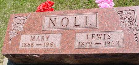 NOLL, LEWIS & MARY - Ida County, Iowa | LEWIS & MARY NOLL