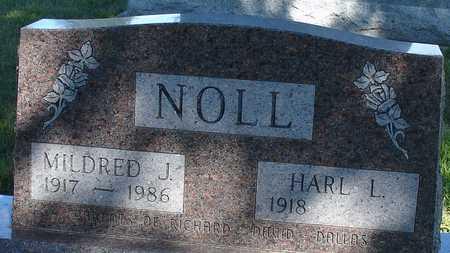 NOLL, MILDRED J. - Ida County, Iowa | MILDRED J. NOLL