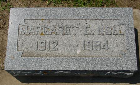 NOLL, MARGARET E. - Ida County, Iowa | MARGARET E. NOLL