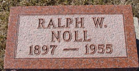 NOLL, RALPH W. - Ida County, Iowa | RALPH W. NOLL