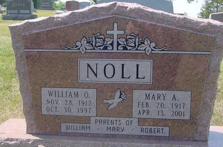 NOLL, WILLIAM & MARY - Ida County, Iowa | WILLIAM & MARY NOLL