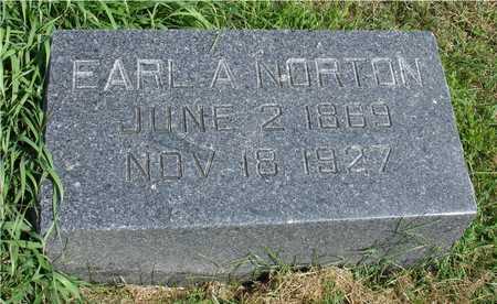 NORTON, EARL A. - Ida County, Iowa   EARL A. NORTON
