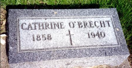 O'BRECHT, CATHRINE - Ida County, Iowa | CATHRINE O'BRECHT