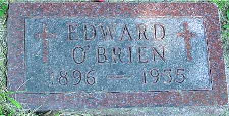 O'BRIEN, EDWARD - Ida County, Iowa | EDWARD O'BRIEN