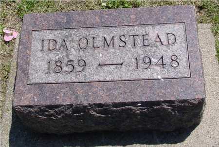 OLMSTEAD, IDA - Ida County, Iowa | IDA OLMSTEAD