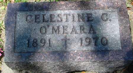O'MEARA, CELESTINE - Ida County, Iowa | CELESTINE O'MEARA