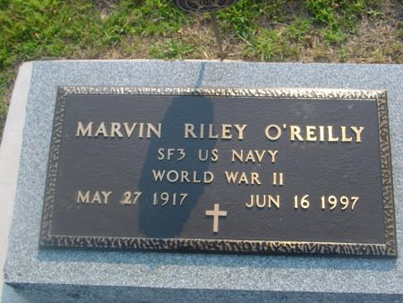 O'REILLY, MARVIN - Ida County, Iowa | MARVIN O'REILLY
