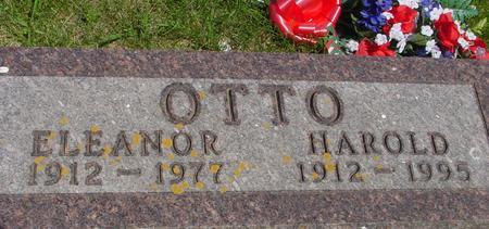 OTTO, HAROLD - Ida County, Iowa | HAROLD OTTO