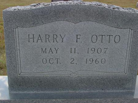 OTTO, HARRY F. - Ida County, Iowa | HARRY F. OTTO