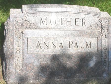 HILL PALM, ANNA - Ida County, Iowa | ANNA HILL PALM