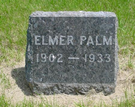 PALM, ELMER - Ida County, Iowa | ELMER PALM
