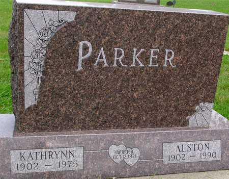 PARKER, ALSTON & KATHRYNN - Ida County, Iowa | ALSTON & KATHRYNN PARKER