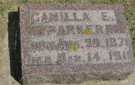 PARKER, CAMILLA E. - Ida County, Iowa | CAMILLA E. PARKER