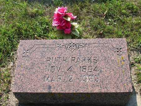 PARKS, RUTH - Ida County, Iowa | RUTH PARKS