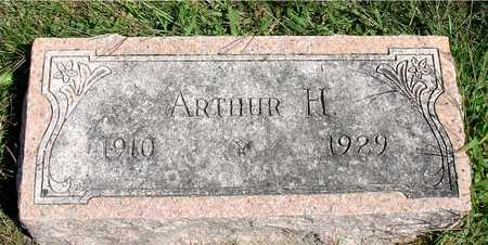 PAULSEN, ARTHUR H. - Ida County, Iowa | ARTHUR H. PAULSEN