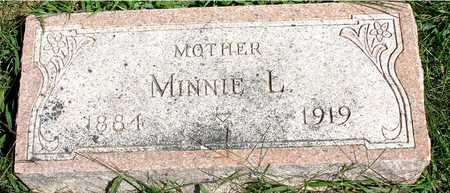 PAULSEN, MINNIE L. - Ida County, Iowa | MINNIE L. PAULSEN