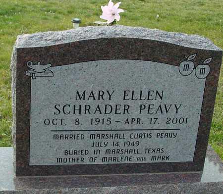PEAVY, MARY ELLEN - Ida County, Iowa | MARY ELLEN PEAVY
