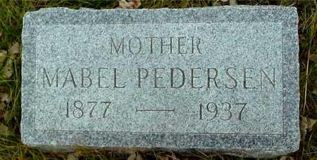 PEDERSEN, MABEL - Ida County, Iowa | MABEL PEDERSEN
