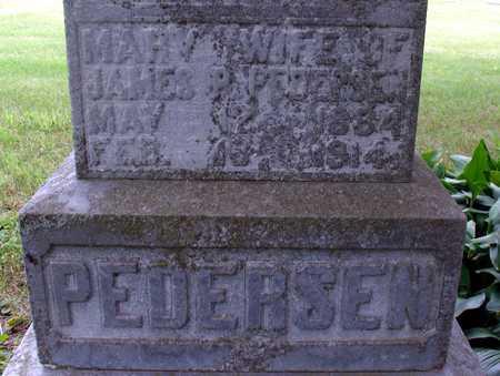 PEDERSEN, MARY - Ida County, Iowa | MARY PEDERSEN