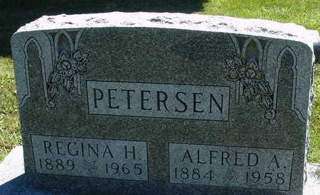 PETERSEN, ALFRED & REGINA - Ida County, Iowa | ALFRED & REGINA PETERSEN