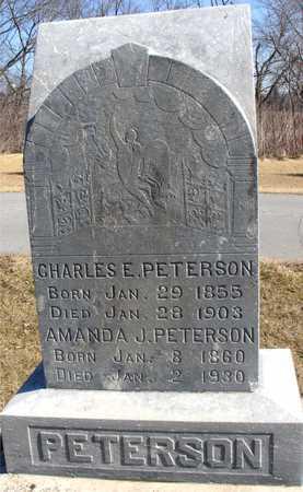 PETERSON, AMANDA J. - Ida County, Iowa | AMANDA J. PETERSON