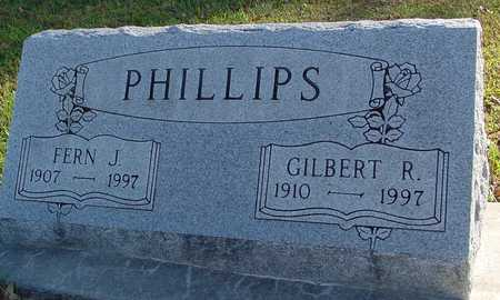 PHILLIPS, GILBERT & FERN - Ida County, Iowa | GILBERT & FERN PHILLIPS