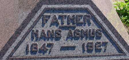 PIEPER, HANS ASMUS - Ida County, Iowa | HANS ASMUS PIEPER