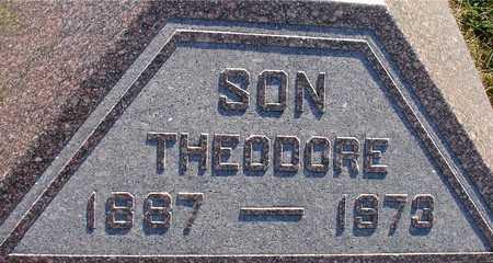 PIEPER, THEODORE - Ida County, Iowa | THEODORE PIEPER