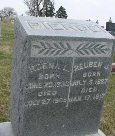 PIERCE, REUBEN & ROENA - Ida County, Iowa | REUBEN & ROENA PIERCE