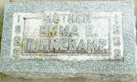 PINNEKAMP, EMMA E. - Ida County, Iowa | EMMA E. PINNEKAMP