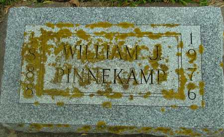 PINNEKAMP, WILLIAM J. - Ida County, Iowa | WILLIAM J. PINNEKAMP