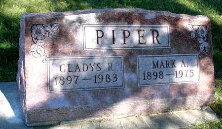 PIPER, MARK & GLADYS - Ida County, Iowa | MARK & GLADYS PIPER