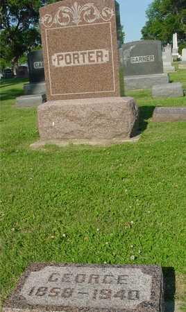 PORTER,  GEORGE - Ida County, Iowa    GEORGE PORTER