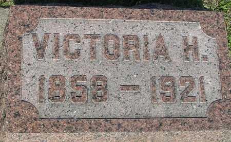 PORTER, VICTORIA H. - Ida County, Iowa | VICTORIA H. PORTER
