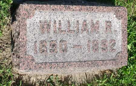 PORTER, WILLIAM R. - Ida County, Iowa | WILLIAM R. PORTER