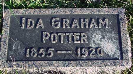 POTTER, IDA GRAHAM - Ida County, Iowa | IDA GRAHAM POTTER