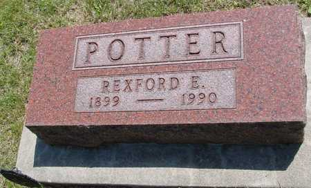 POTTER, REXFORD E. - Ida County, Iowa | REXFORD E. POTTER