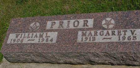 PRIOR, WILLIAM & MARGARET - Ida County, Iowa | WILLIAM & MARGARET PRIOR
