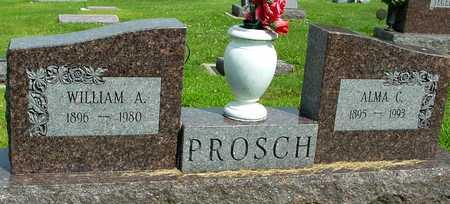PROSCH, WILLIAM & ALMA C. - Ida County, Iowa | WILLIAM & ALMA C. PROSCH