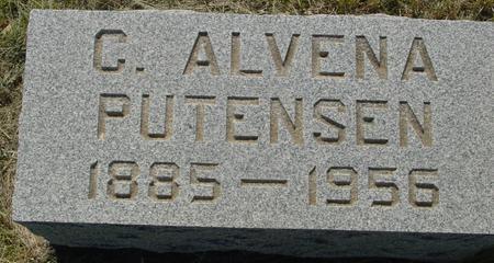 PUTENSEN, C.  ALVENA - Ida County, Iowa | C.  ALVENA PUTENSEN