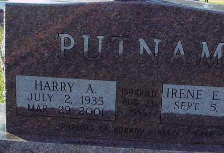 PUTNAM, HARRY A. - Ida County, Iowa | HARRY A. PUTNAM