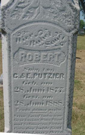 PUTZIER, ROBERT - Ida County, Iowa | ROBERT PUTZIER