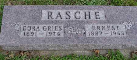 RASCHE, ERNEST & DORA - Ida County, Iowa   ERNEST & DORA RASCHE