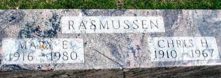 RASMUSSEN, MARY E. - Ida County, Iowa | MARY E. RASMUSSEN