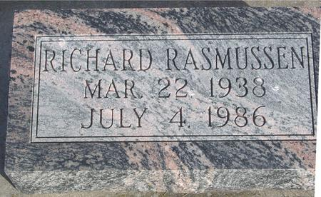 RASMUSSEN, RICHARD - Ida County, Iowa | RICHARD RASMUSSEN
